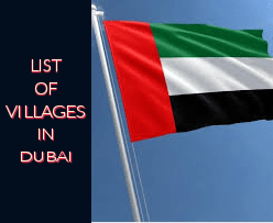 List of Villages in Dubai
