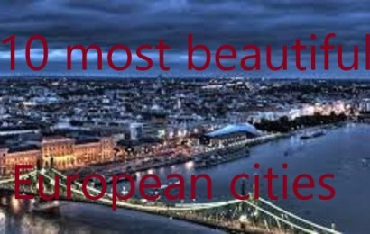 10 most beautiful European cities