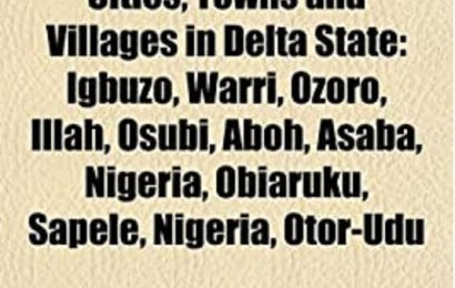 Towns in Delta State