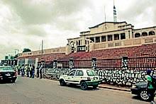 Ibadan city in Oyo State