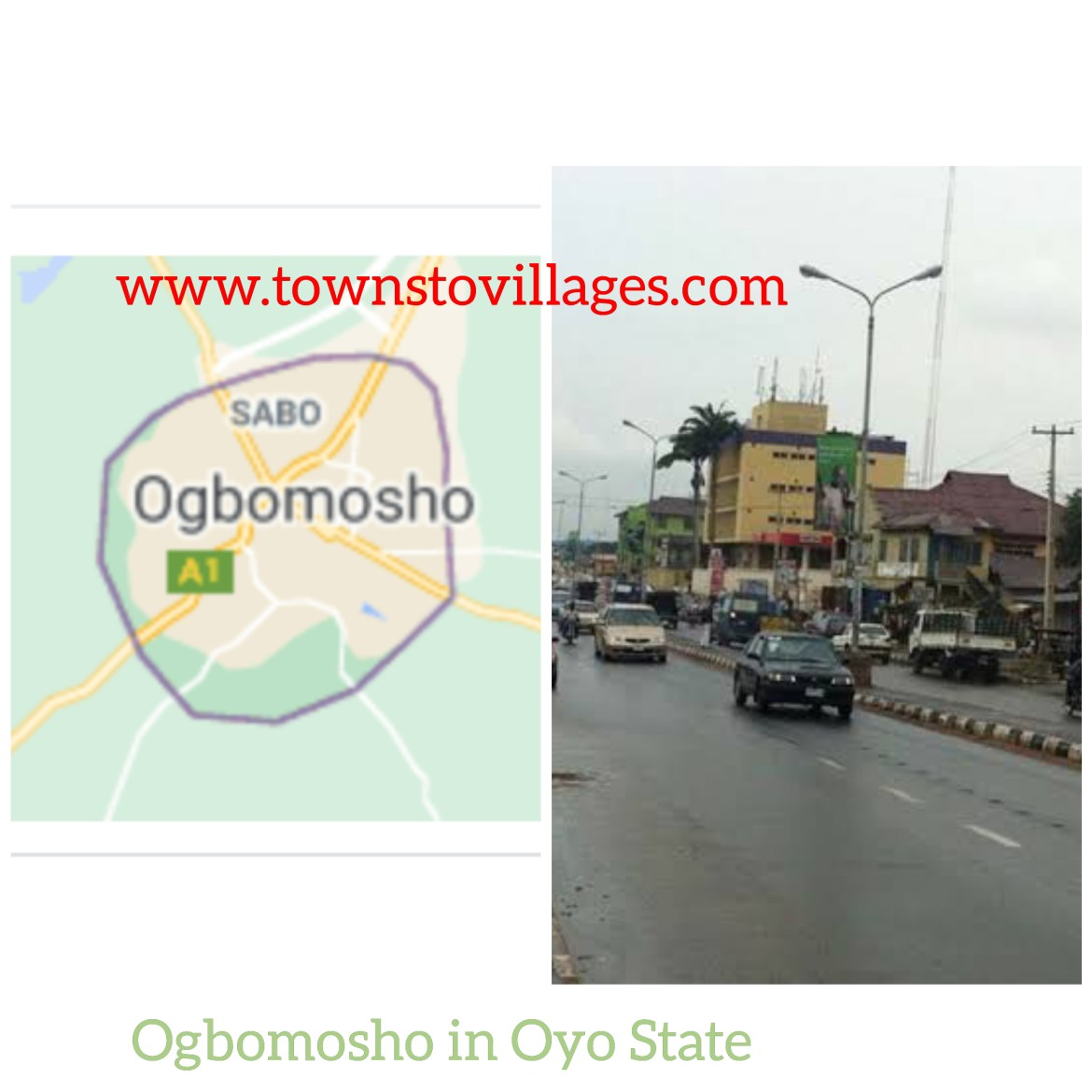 Ogbomosho in Oyo State