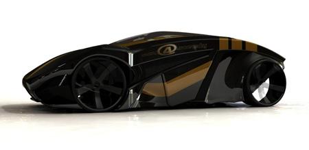 BRB Evolution Folding Car Concept