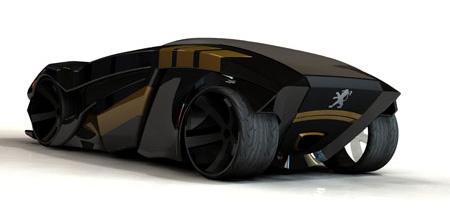 BRB Evolution Folding Car Concept 4