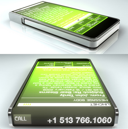 LINC Cell Phone Concept 2