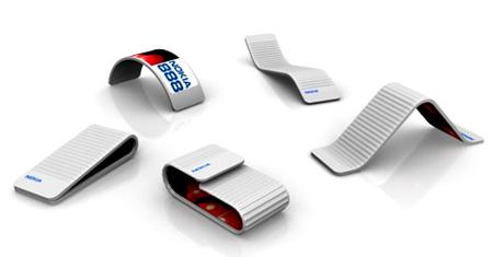 Nokia 888 Cell Phone Concept