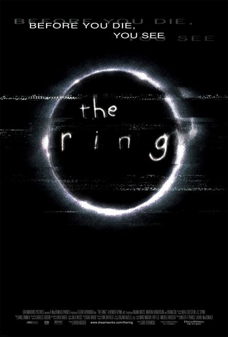 The Ring (2002) Poster