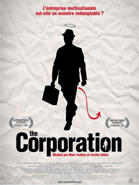 The Corporation (2003) Poster