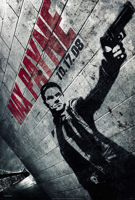 Max Payne (2008) Poster