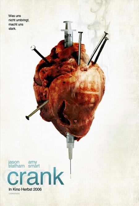 Crank (2006) Poster