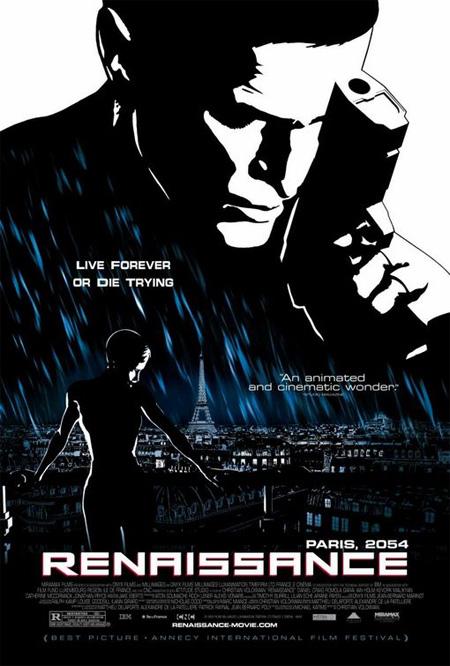 Renaissance (2006) Poster