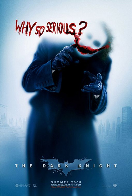 The Dark Knight (2008) Poster 2