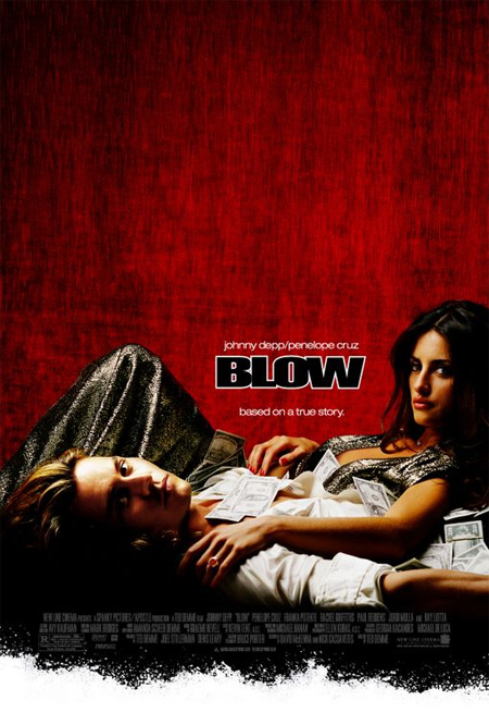 Blow (2001) Poster