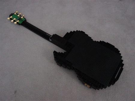 LEGO Guitar 3