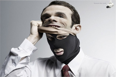 Clever Unmask the Truth Advertisements 3