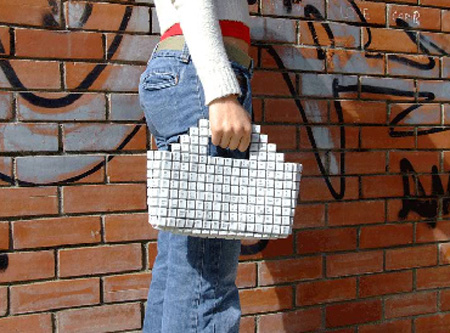 Creative Keyboard Bags by João Sabino 5