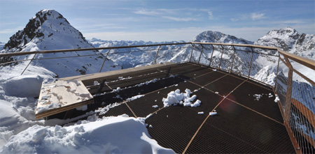 Breathtaking Viewing Platform in Austria 7
