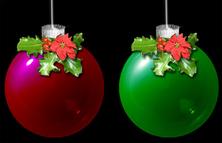24 Free Christmas Photoshop Tutorials
