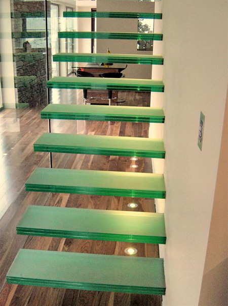 Glass Staircase 2