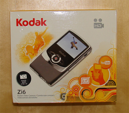 Kodak Zi6 Pocket Video Camera Review WwW.Clickherecoolstuff.blogspot.com 2