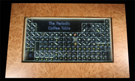 The Periodic Coffee Table 2