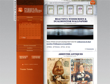 Beautiful WordPress Blog Designs WwW.Clickherecoolstuff.blogspot.com17