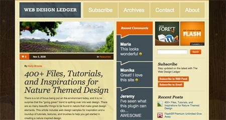 Beautiful WordPress Blog Designs WwW.Clickherecoolstuff.blogspot.com02