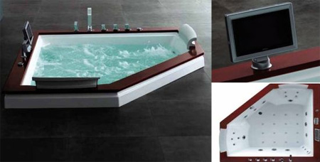 Royal A-512 Whirlpool Bathtub
