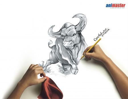 Animaster Animation School Advertisement