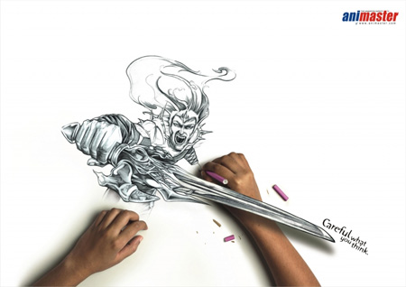 Animaster Animation School Advertisement 5