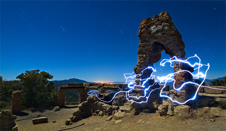 Light Painting by Toby Keller