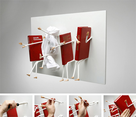 Movement Bookcase