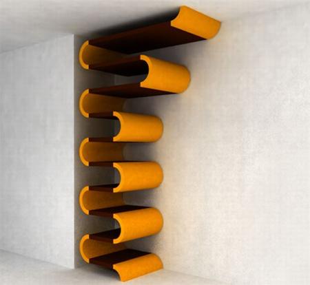 Modern Shelves by Maria Yasko 3