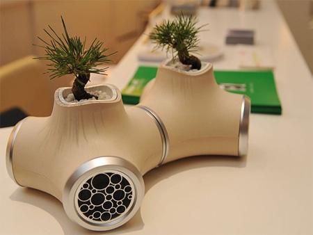 JVC Sound Garden Concept