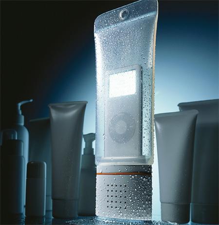 Waterproof iPod Speakers