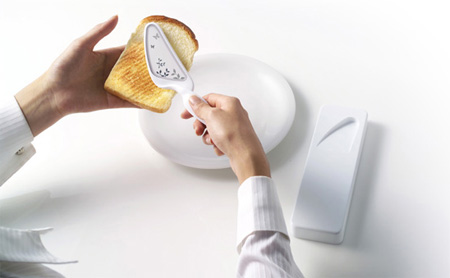 Portable Toaster Concept by Kim Been 2