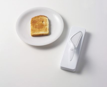 Portable Toaster Concept by Kim Been 7