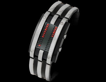 MK2 Circuit LED Watch