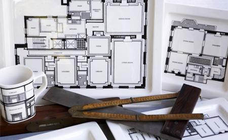 Floorplan Dishware