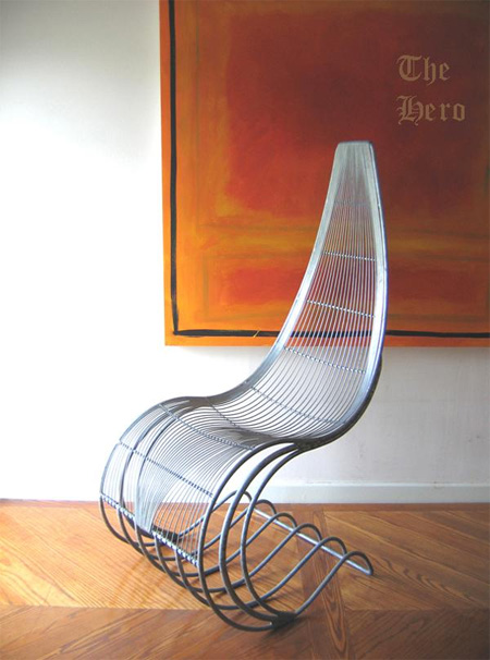 Hero Garden Chair by Adrian Rayment 4