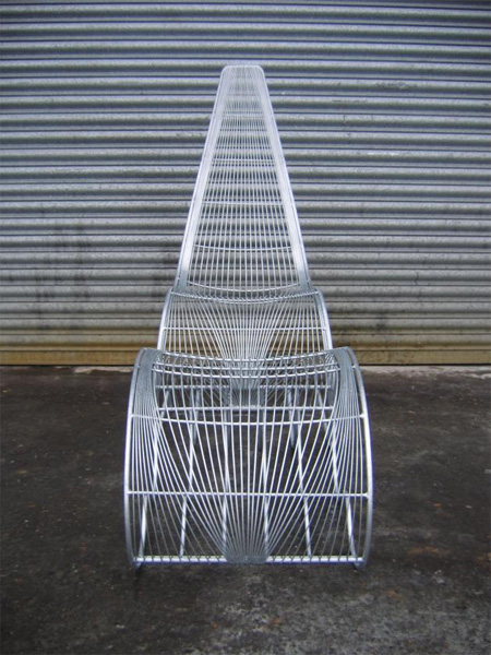 Hero Garden Chair by Adrian Rayment 5