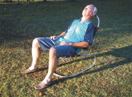 Clip C2 PaperClip Chair