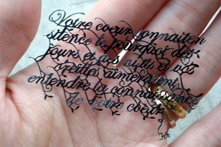 Beautiful and Creative Art of Paper Cutting
