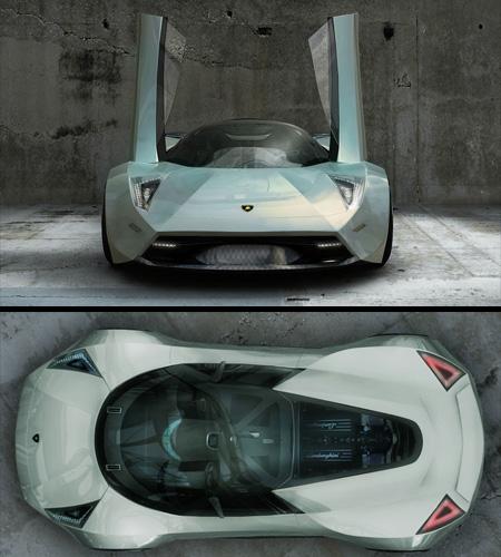 Lamborghini Insecta Concept Car