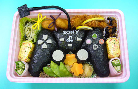 Playstation Controller Bento
