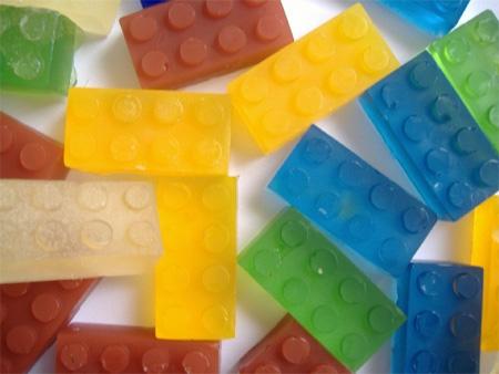 LEGO Brick Soap