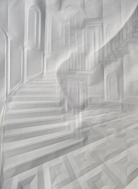 Paper Art by Simon Schubert 2