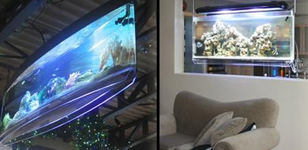 Spacearium Aquariums