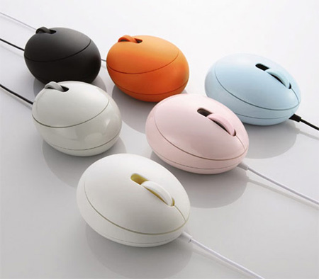 Egg Computer Mouse