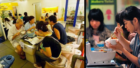Toilet Restaurant in Taiwan