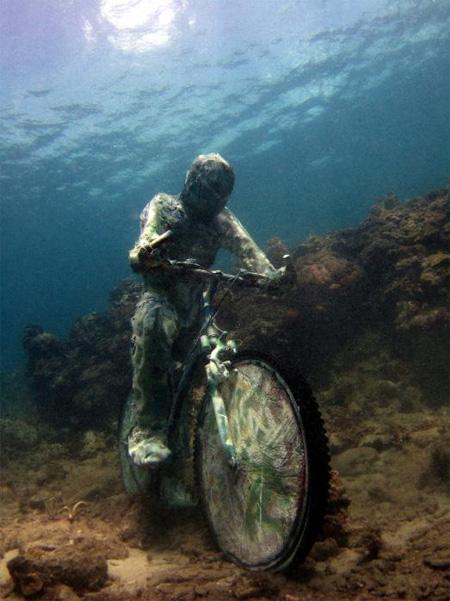 Underwater Sculpture